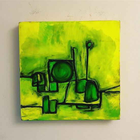 """""""The Grass Hopper"""""""