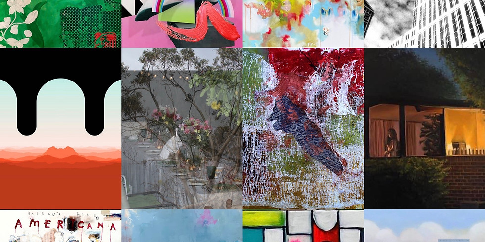 """Virtual Opening Reception of """"Elements of Style II"""""""