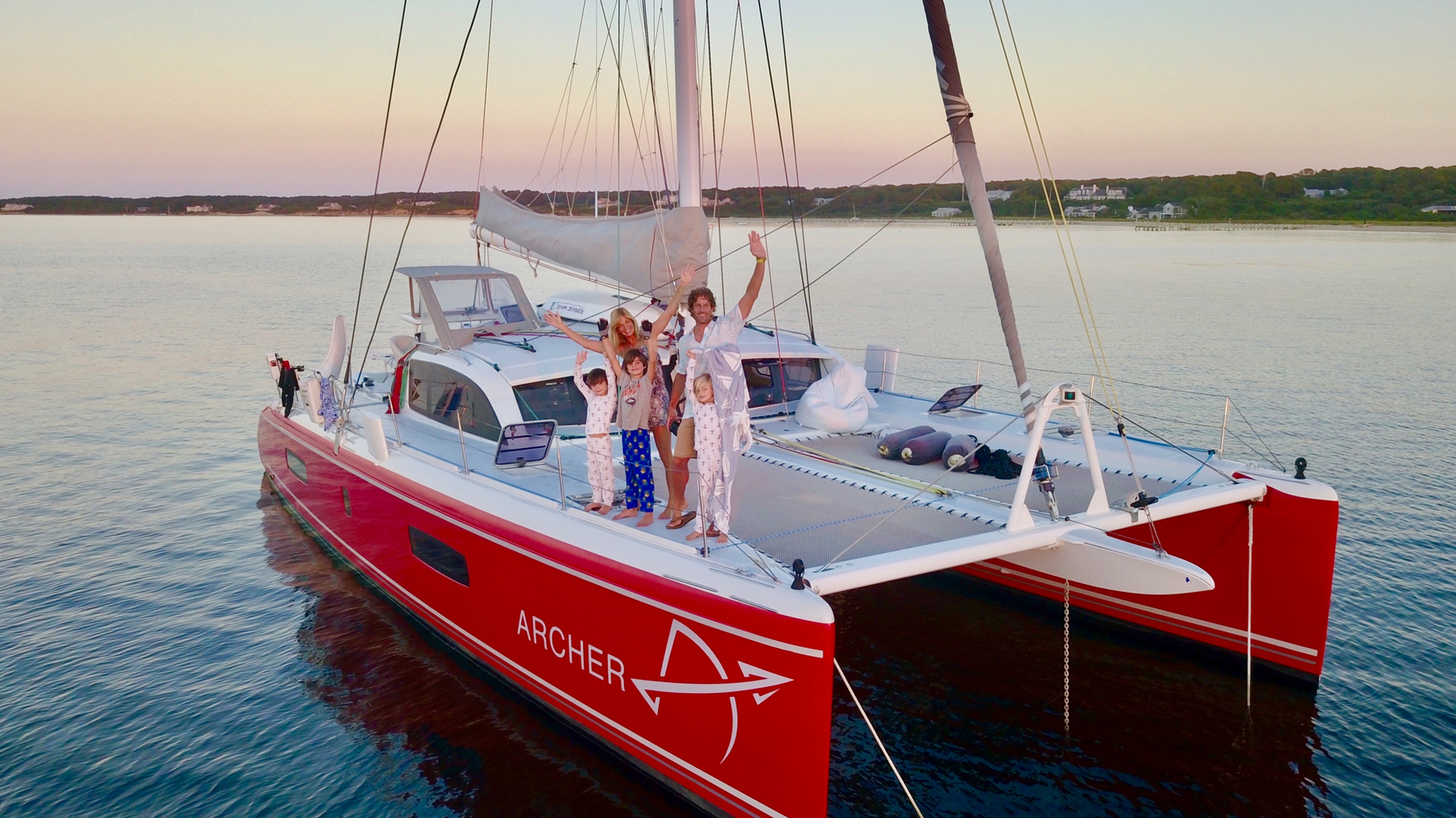 The Sailing Family - Official Website