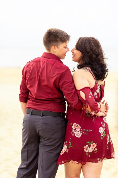 Coastal Mississippi Couples Photographer