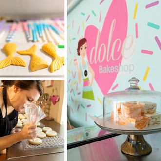 Dolce Bakeshop | Long Beach, MS | CHP Meets Mississippi