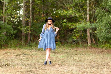 Ocean Springs Mississippi Senior Photogr