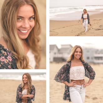 Portrait & Fitness Beach Session   Sandbridge, VA   CHP Portraits