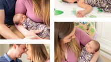 Petsch Newborn Session | Virginia Beach, VA | CHP Families
