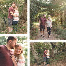 Kelsey & Will | First Landing State Park, VA | CHP Couples