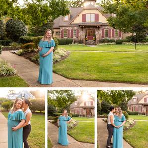 Maddy & Melissa Maternity | Richmond, VA | CHP Families