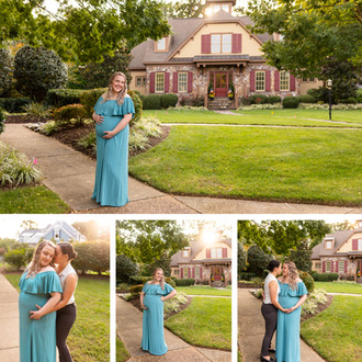 Maddy & Melissa Maternity | Richmond, VA | CHP Families