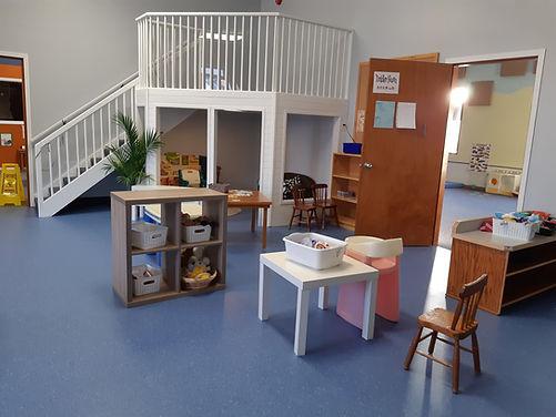 Toddler Room Playhouse
