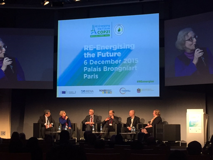 PolicyShift attends the COP21