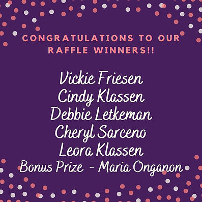 Congratulations to our raffle winners!!.jpg