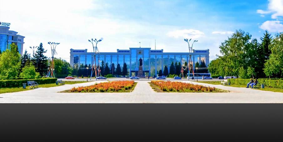 Timelapse в Усть-Каменогорске