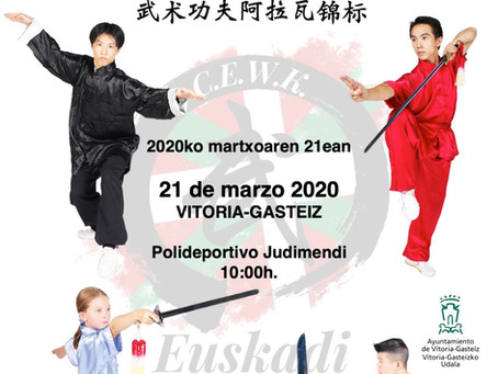 Campeonato de Araba de Wushu Kung Fu
