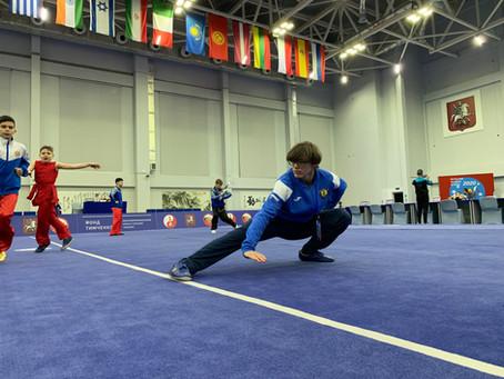 Nuevos éxitos del equipo de la CEWK en el European Wushu Champioship Online 2020.