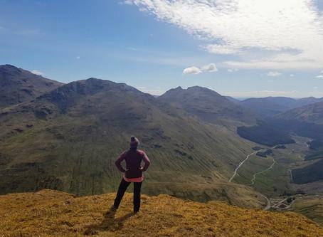 Arrochar Alps - Beinn an Lochain