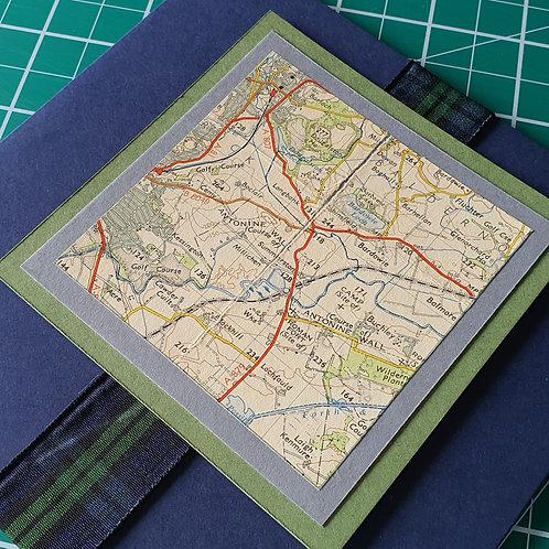 Glasgow - Antonine Wall + Bardowie Loch