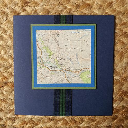 Stirling - Fintry + Fintry Hills