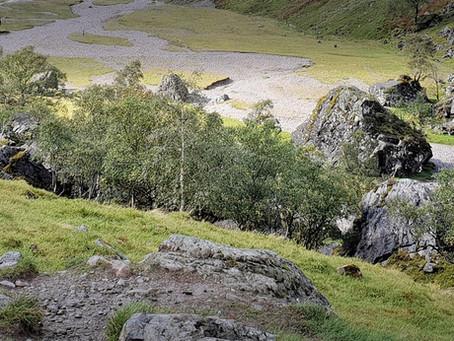 The Hidden Valley – Glen Coe