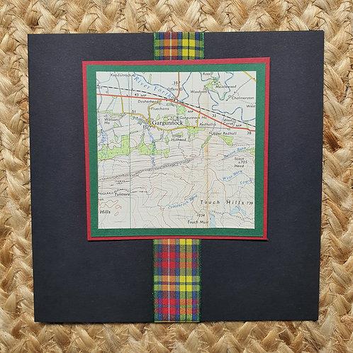 Stirling - Gargunnock + Touch Hills
