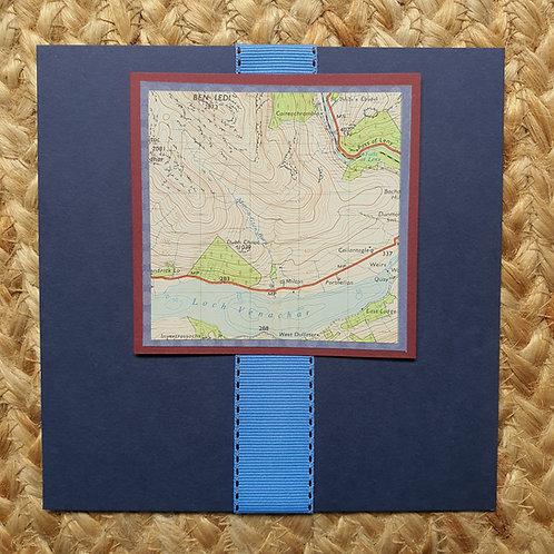 Stirling - Ben Ledi + Loch Venachar
