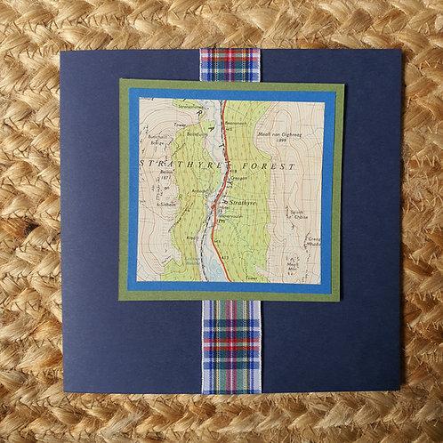 Stirling - Strathyre Forest + Strathyre