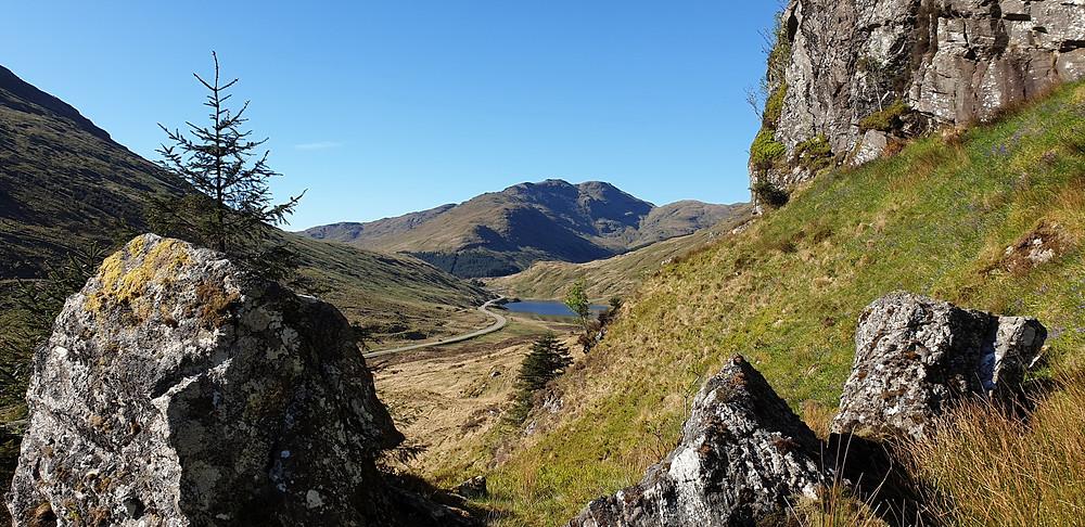 Scottish Hills, Lochs and Scenery
