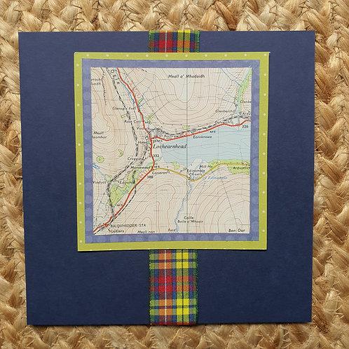 Stirling - Lochearnhead + Balquidder Station