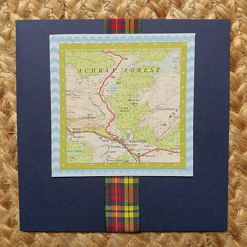 Stirling - Achray Forest + Aberfoyle