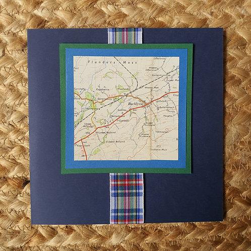 Stirling - Buchlyvie + Flanders Moss