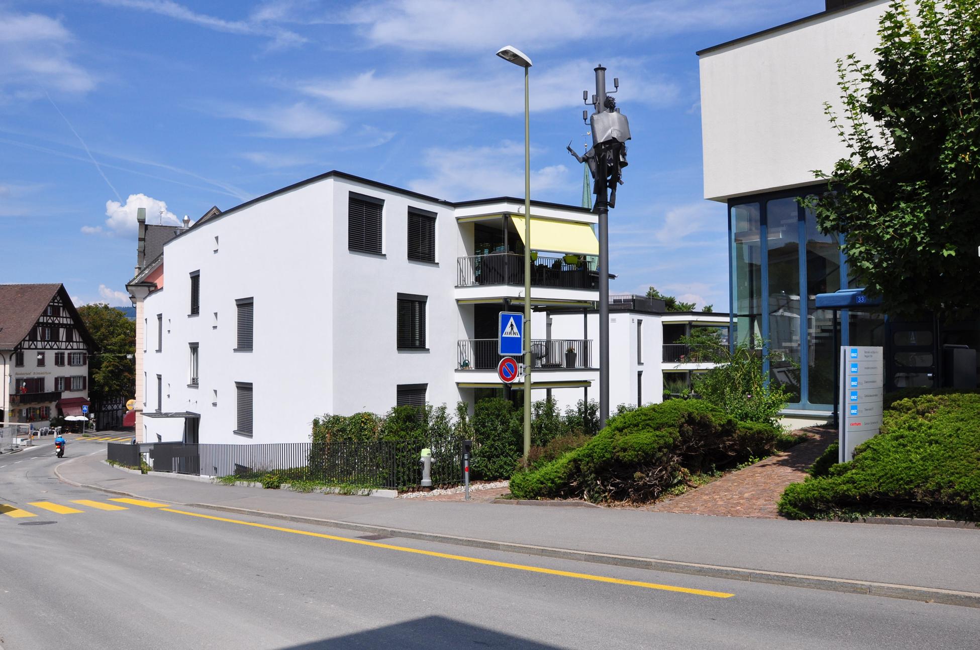Wyburg Wädenswi