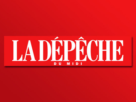 Publications dans La Dépèche