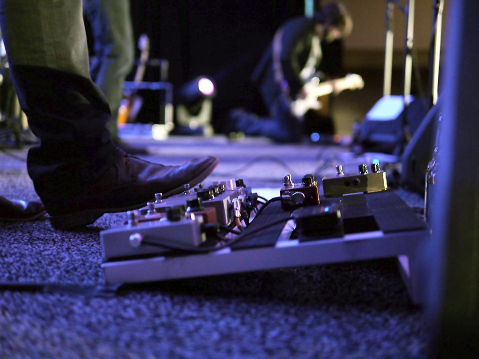 rta filmworks photo live band pedals