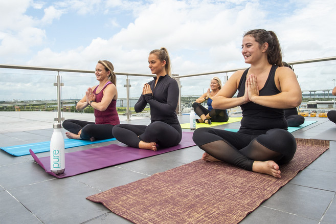 rta filmworks - corporate collection_rooftop yoga