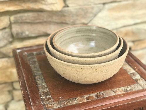 Nesting Bowls/ Mixing Bowls