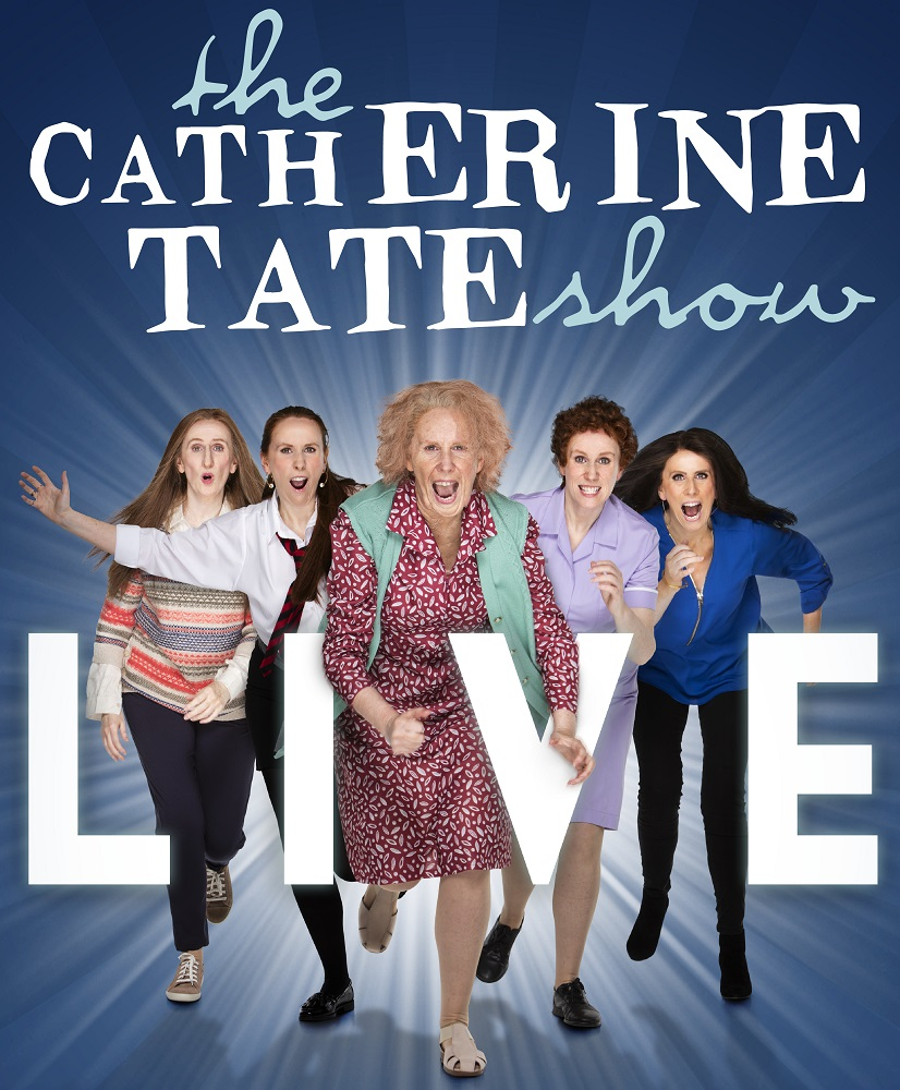 catherinetateshowlive
