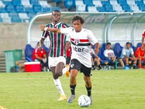 Com dois títulos no sub-17, Luiz Henrique analisa estreia do São Paulo no Brasileiro da categoria