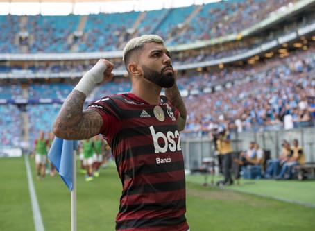 Artilheiro das últimas duas edições, Gabigol reencontra o Brasileirão
