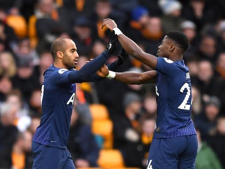 Um dos artilheiros de Mourinho, Lucas Moura exalta momento do Tottenham