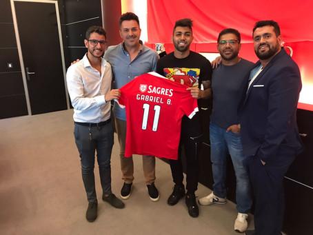 Case I Gabigol no Benfica: Acompanhamento, ações e release