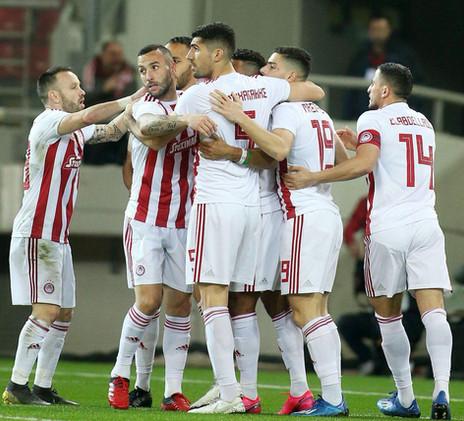 Guilherme Torres avalia retorno de jogos no Campeonato Grego