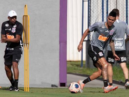 De volta ao Corinthians, Richard projeta 2020: 'Mais preparado'