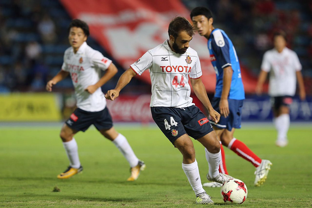 Foto: Site Oficial do Nagoya Grampus