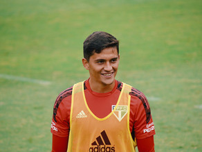 Pablo valoriza treinos com Crespo e primeira convocação no SP: 'Semana especial'
