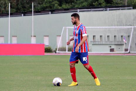 Invicto e com 1° gol, Patrick confirma ótima fase no Bahia