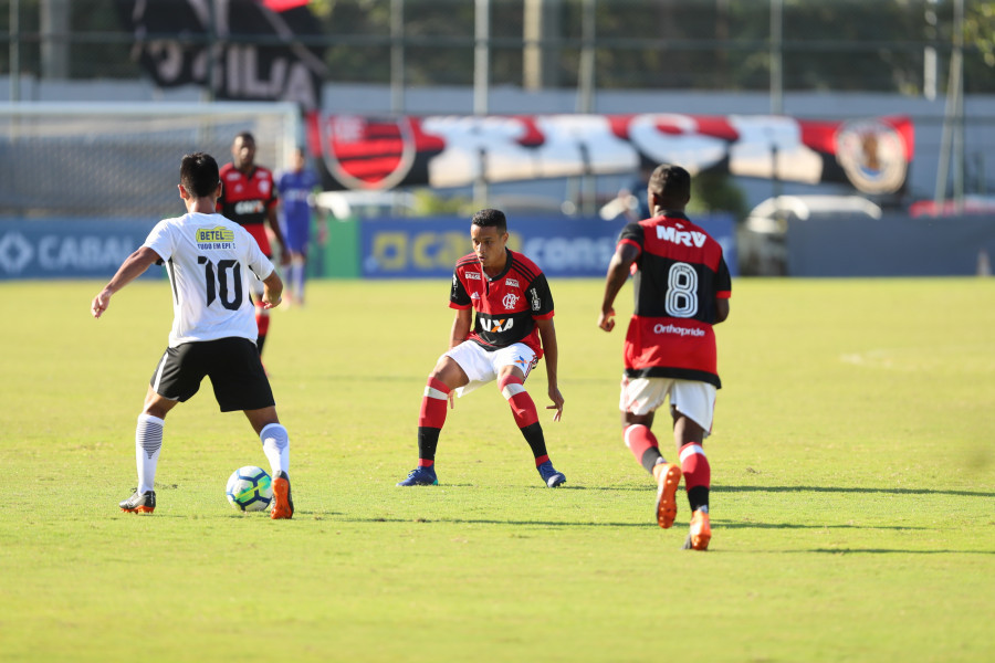 (Foto: Site Oficial do Flamengo)
