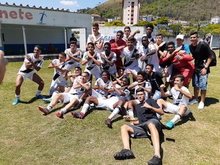 Com Nicolas em campo, Ponte supera o Palmeiras e garante vaga no Paulista sub-17