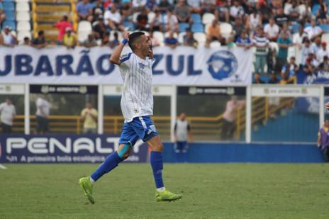Após se destacar na Copinha, Thiaguinho planeja 2020 no profissional do Avaí
