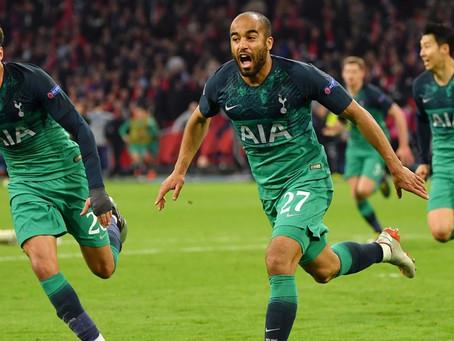 Na volta ao Tottenham, Lucas Moura poderá atingir marca centenária