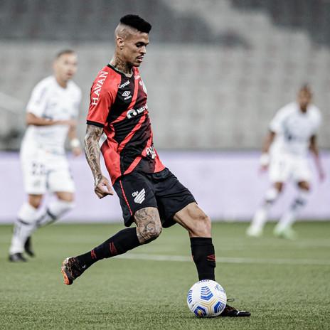 Richard exalta fase do Athlético-PR após vitória na Copa do Brasil