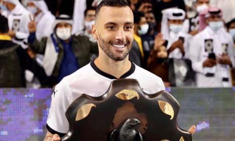 Campeão de tudo no Qatar,  Guilherme Torres mira título da Champions com Xavi