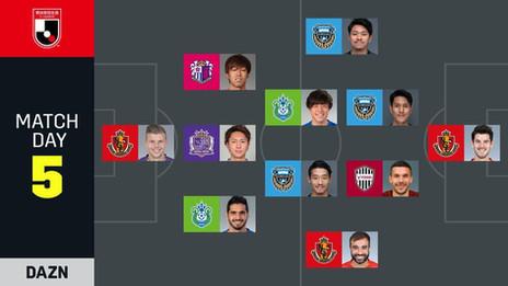 Seleção da rodada após 2 gols, Gabriel Xavier celebra fase no Japão